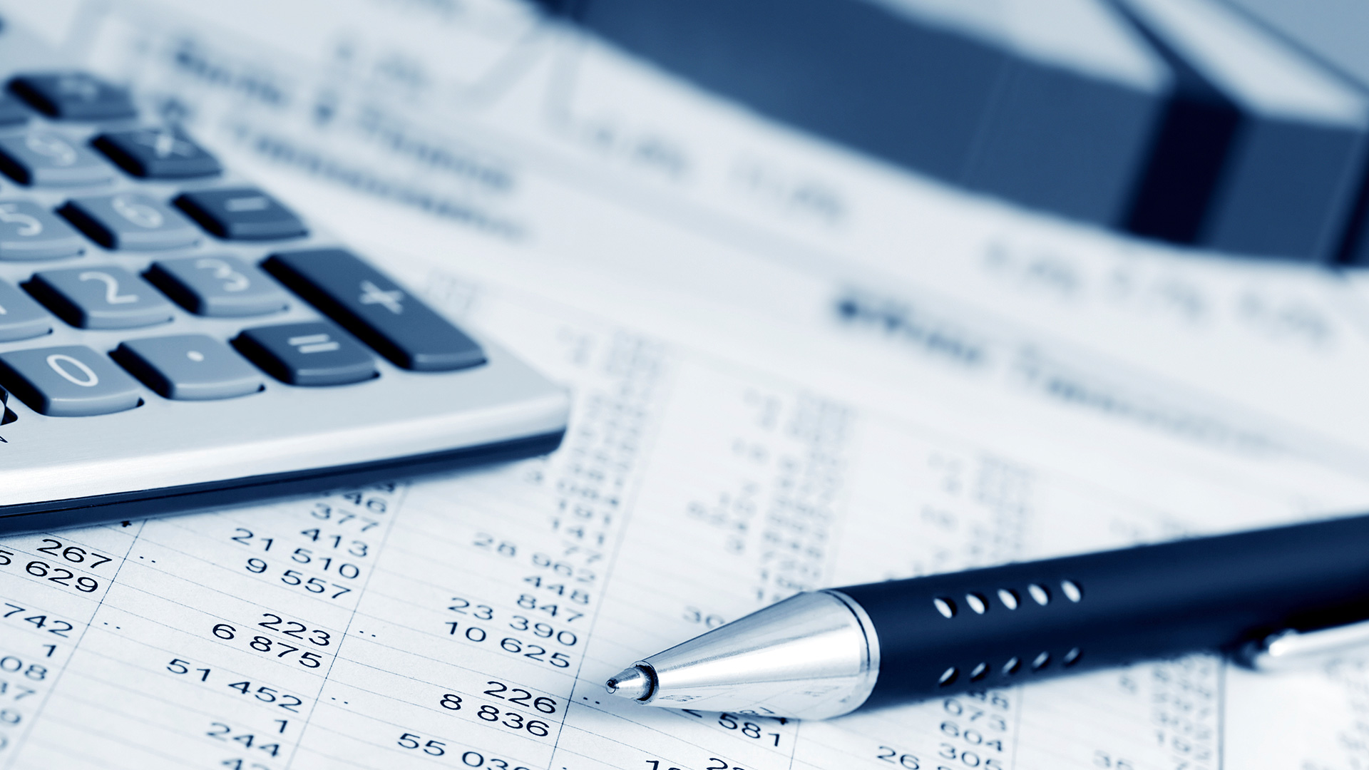 Tax Preparation Services, Business